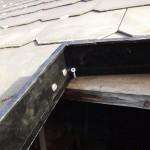 Udskiftning af tagvinduer til AL4 i Skifertag